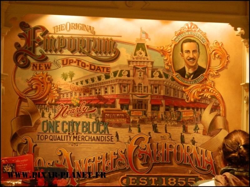 La visite guidée du Disneyland Parc. Dscn4612