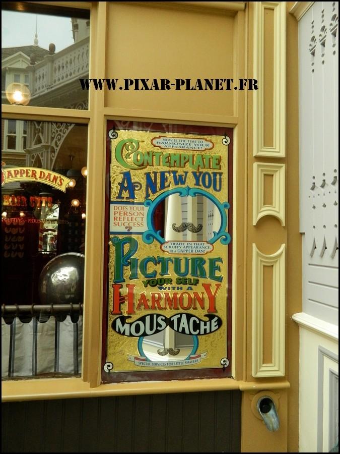La visite guidée du Disneyland Parc. Dscn4614