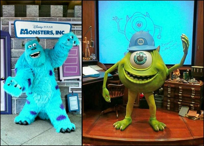 Disney Dreamers Everywhere Monstr10