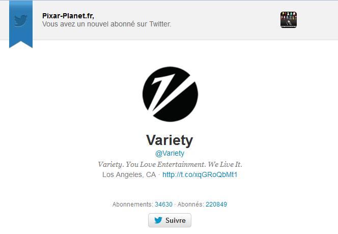 Les réseaux sociaux et plateformes du Pixar-Planet Twitte10