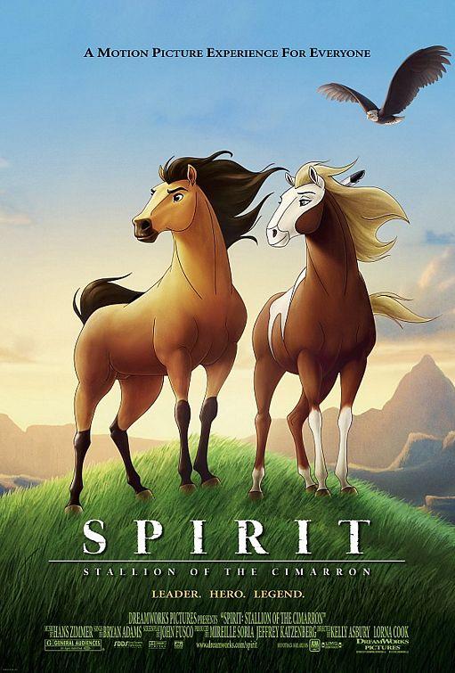 Spirit, l'Étalon des Plaines (2002) Spirit11