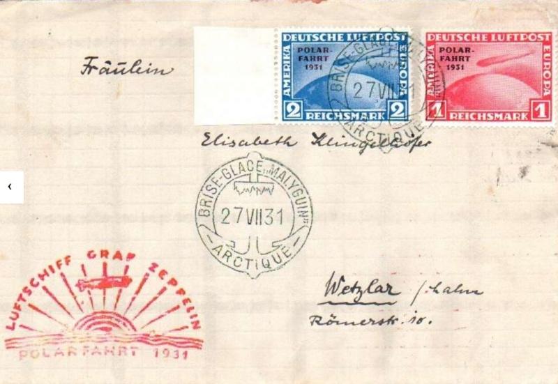 nach - Gefälschter Zeppelinbrief Fake10