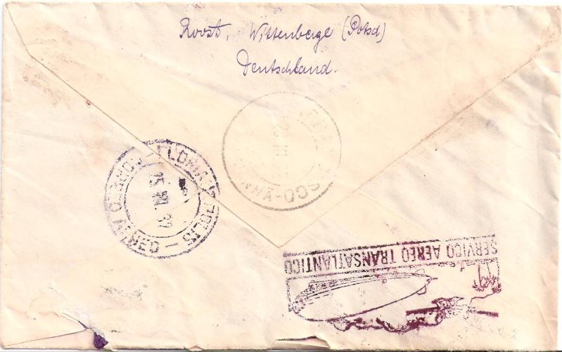 Südamerikafahrten LZ 127 1932 Scanne23