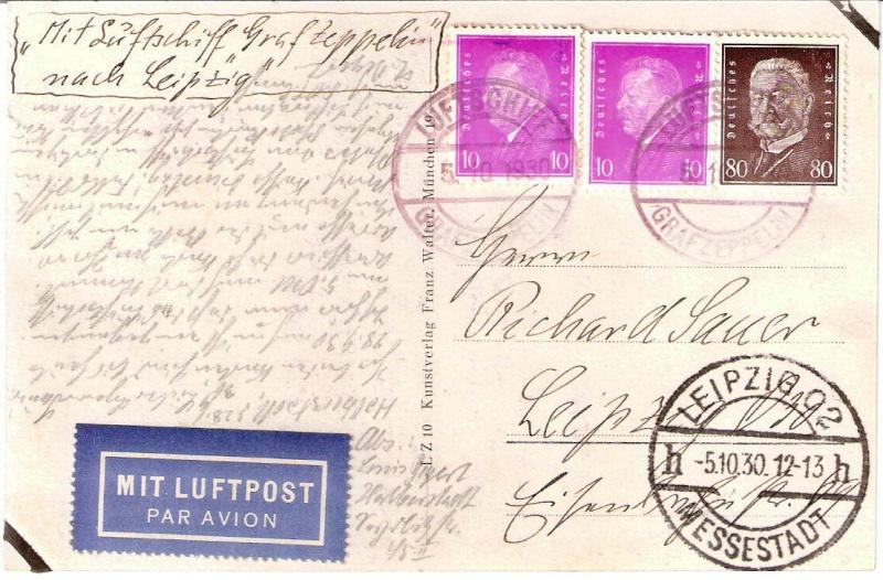 Zeppelinpost des LZ 127 - Seite 7 Scanne27