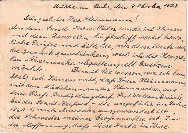 Zeppelinpost des LZ 127 - Seite 7 Sieger17