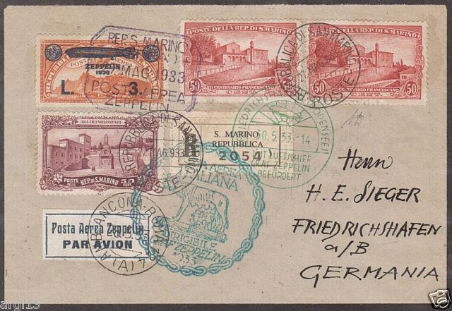 nach - Gefälschter Zeppelinbrief T2ec1610
