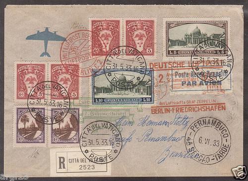 nach - Gefälschter Zeppelinbrief T2ec1611