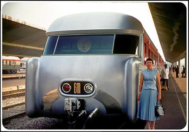 Locomotives et trains vintages 15444710
