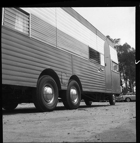 camping car vintage 37081411