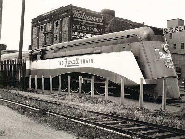 Locomotives et trains vintages 48138_11