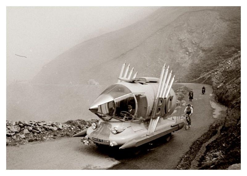 Les véhicules de la Caravane du Tour de France 1950's & 1960's - Page 2 Index-10