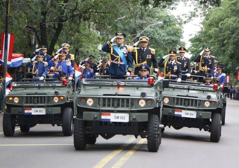 Armée paraguayenne _110