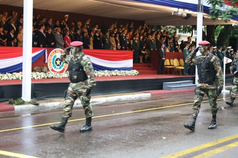 Armée paraguayenne _211