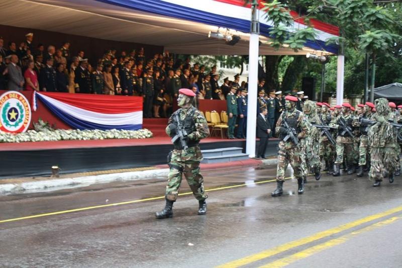 Armée paraguayenne _312