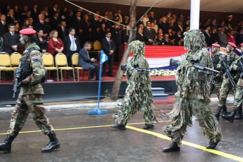 Armée paraguayenne _411