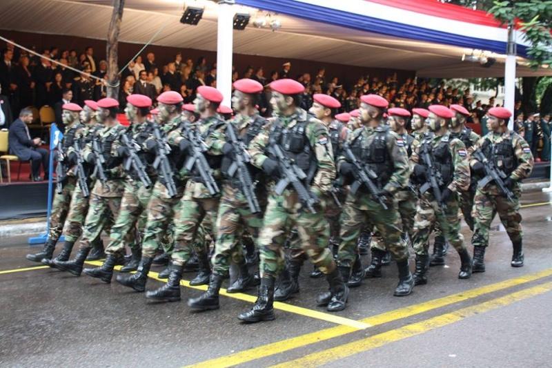 Armée paraguayenne _510