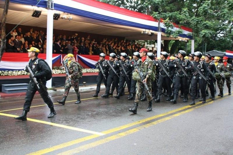 Armée paraguayenne _610