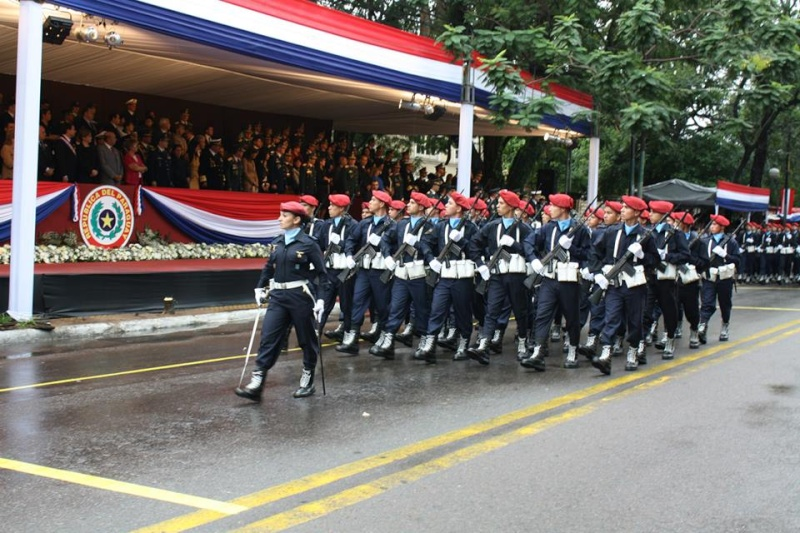 Armée paraguayenne _710
