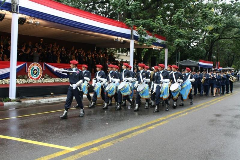 Armée paraguayenne _810
