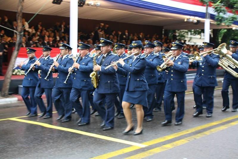 Armée paraguayenne _910