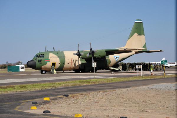 Armée du Botswana/Botswana Defence Force _botsw11