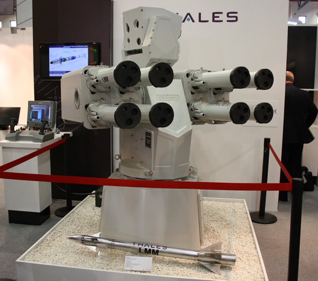 IDEF 2013 - Page 2 Thales10