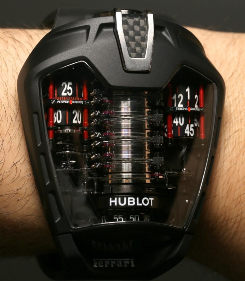 Hublot meets Bulot Hublot11