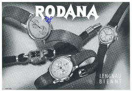 Revue d'un papy soixantenaire - Rodana Chronographe Images11