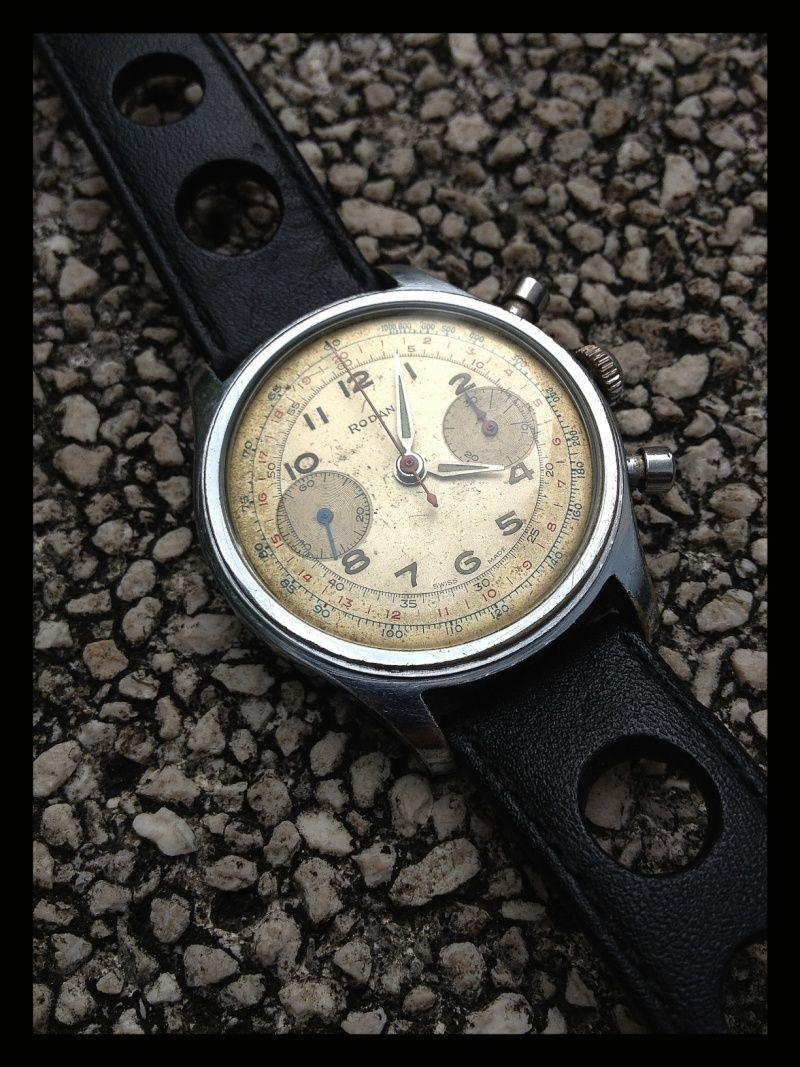 Revue d'un papy soixantenaire - Rodana Chronographe Intro11