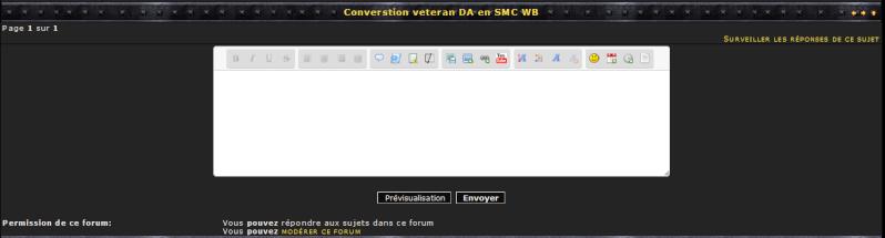 [Questions/Réponses] Problèmes techniques rencontrés sur le forum Version 2 : Rapons11