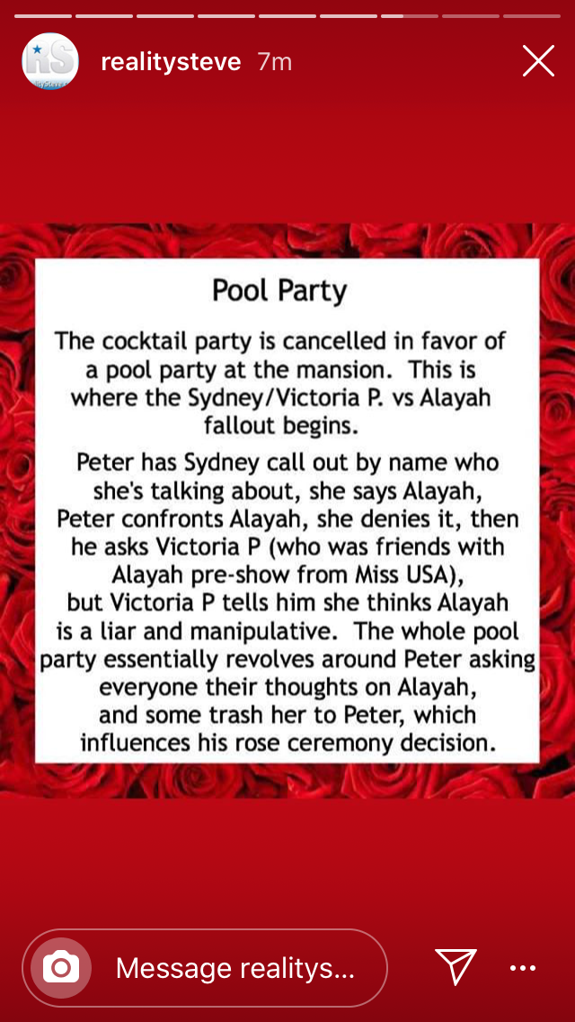 Bachelor 24 - Peter Weber - Jan 20th - Discussion - *Sleuthing Spoilers* 42ace410