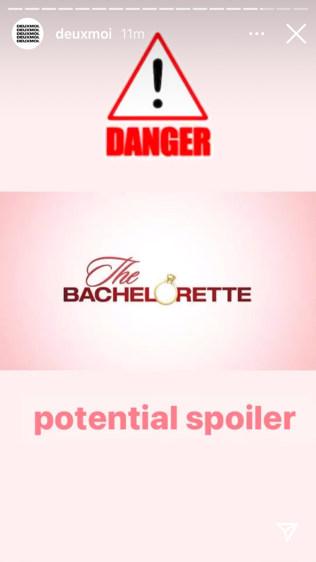 Bachelorette 18 - Michelle Young - Media SM - *Sleuthing Spoilers* - Page 21 8ce83710