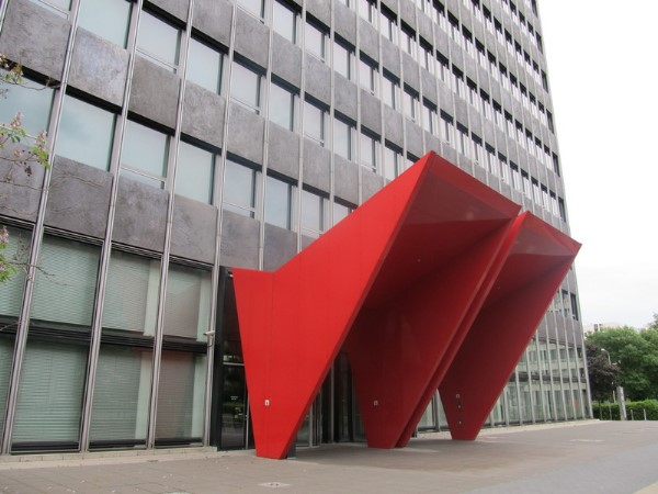 Einmal Frankfurt (a.M.) und zurück… Eingan10