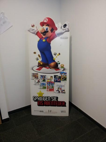 Einmal Frankfurt (a.M.) und zurück… Mario10
