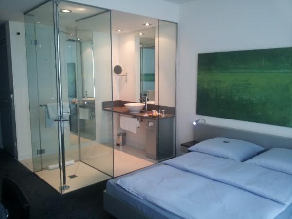 Einmal Frankfurt (a.M.) und zurück… Zimmer10