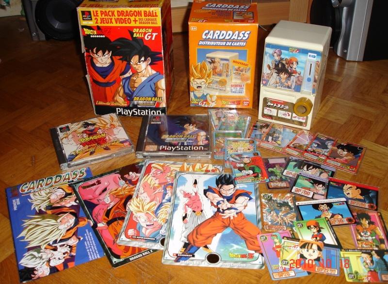 (Estim) Coffret Dragon Ball Z PS1 Pack exclusif Bandai Dsc08510