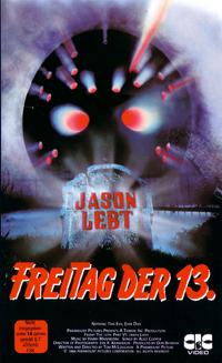 Freitag der 13 6th - Jason lebt Freita14