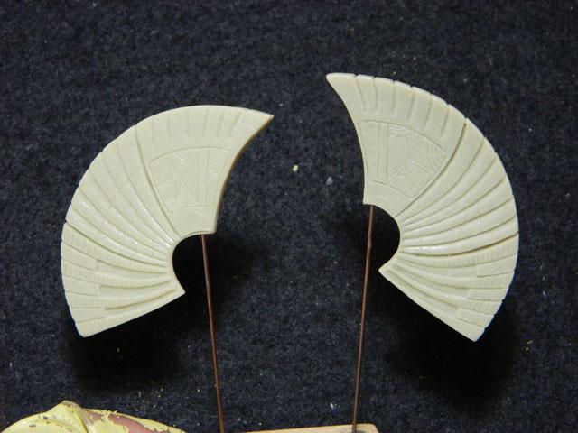 Buste 1:Horus ...mes 3 bustes stargate 1/6 la mouline69 Dscn5019