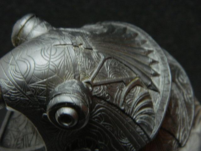 Buste 1:Horus ...mes 3 bustes stargate 1/6 la mouline69 Dscn5020