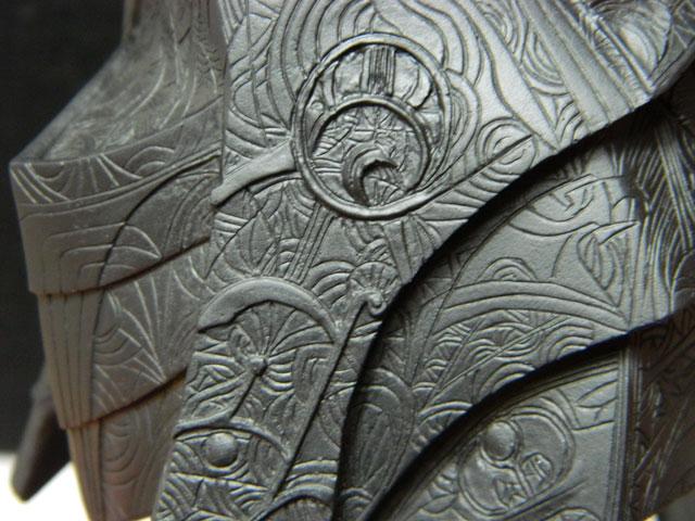 Buste 1:Horus ...mes 3 bustes stargate 1/6 la mouline69 Dscn5022