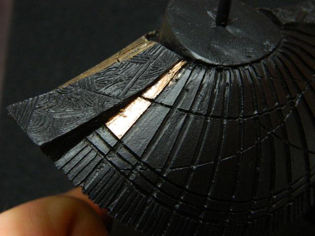 Buste 1:Horus ...mes 3 bustes stargate 1/6 la mouline69 Dscn5127