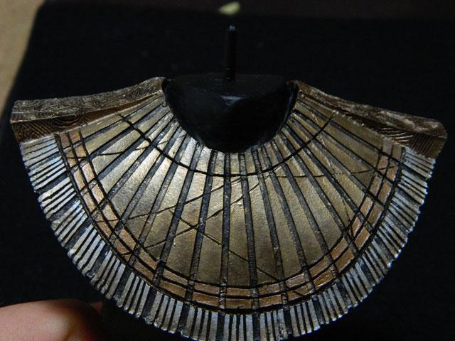 Buste 1:Horus ...mes 3 bustes stargate 1/6 la mouline69 Dscn5135