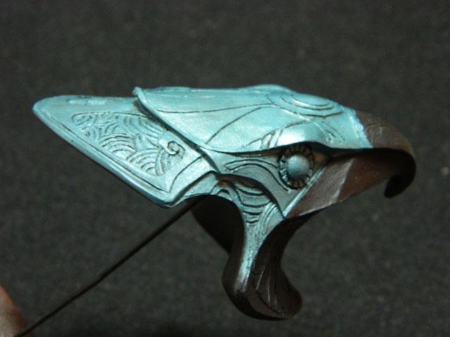 Buste 1:Horus ...mes 3 bustes stargate 1/6 la mouline69 Dscn5136