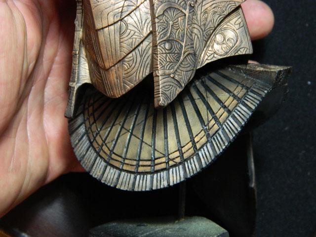 Buste 1:Horus ...mes 3 bustes stargate 1/6 la mouline69 Dscn5146