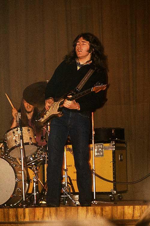 Photos de Willy Kappert -  Passagetheater - Schiedam  (Pays-Bas) - 9 mars 1973 Dutch_17