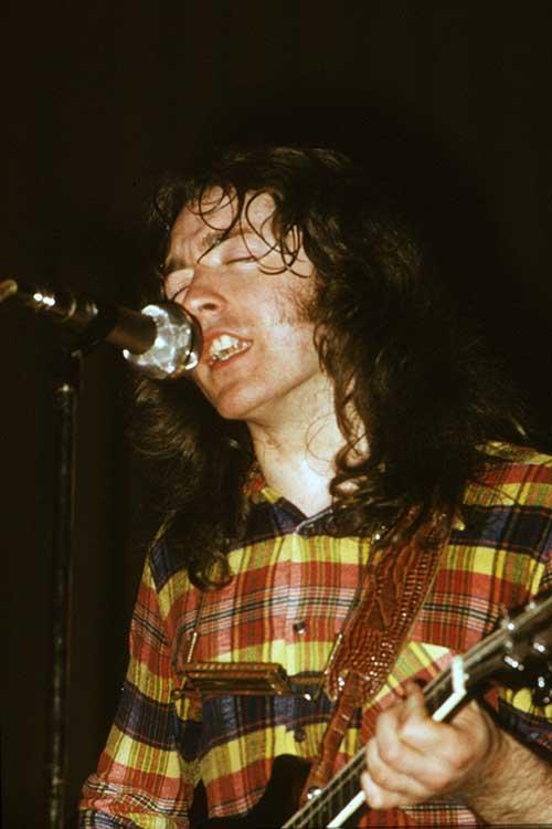 Photos de Willy Kappert -  Passagetheater - Schiedam  (Pays-Bas) - 9 mars 1973 Dutch_21