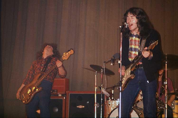 Photos de Willy Kappert -  Passagetheater - Schiedam  (Pays-Bas) - 9 mars 1973 Dutch_24