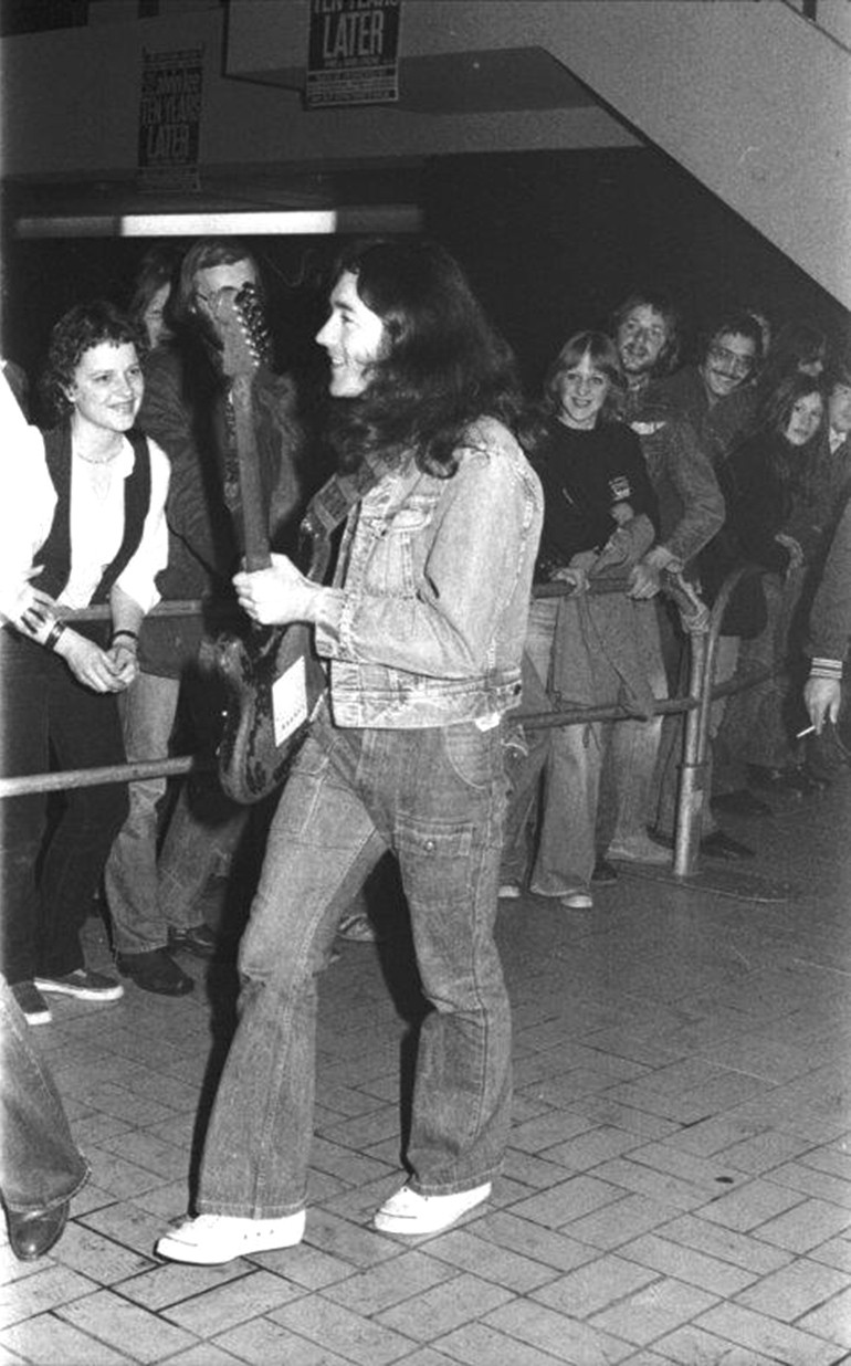 Photos de Jan Raaimakers - Turfschip - Breda (NL) - 2 Avril 1978 Rory_g21
