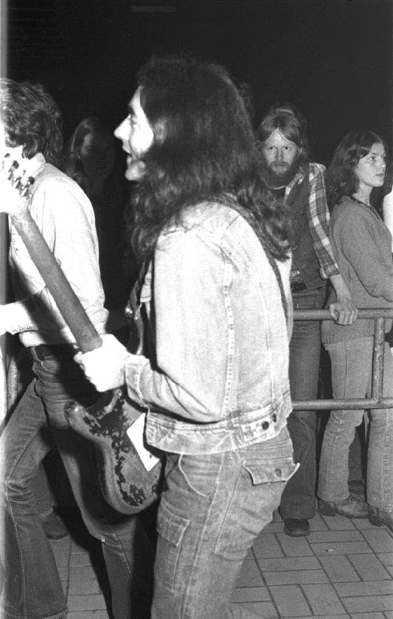 Photos de Jan Raaimakers - Turfschip - Breda (NL) - 2 Avril 1978 Rory_g22