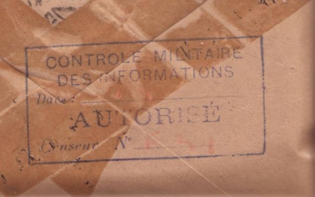 Le contrôle des informations - Censures de la Presse et de la Publication. (1945) 1d_00011
